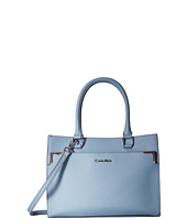 Calvin Klein - On My Corner Saffiano Mini Tote