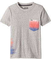 Hurley Kids - Blur Wrap Tee (Little Kids)