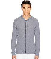 onia - James Zip-Up Hoodie