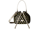 Frances Valentine - Small Ann Jacquard Bucket Bag