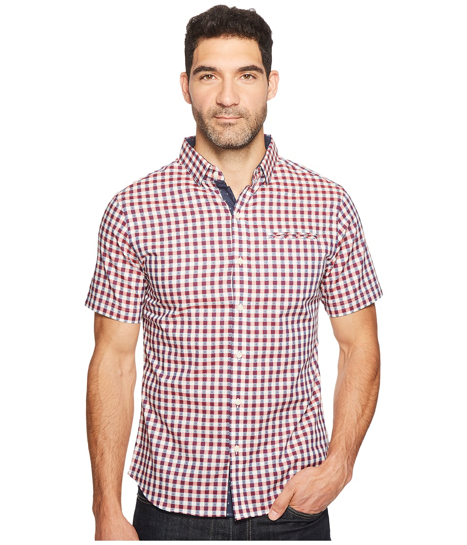 7 Diamonds - Slip Stream Short Sleeve Shirt
