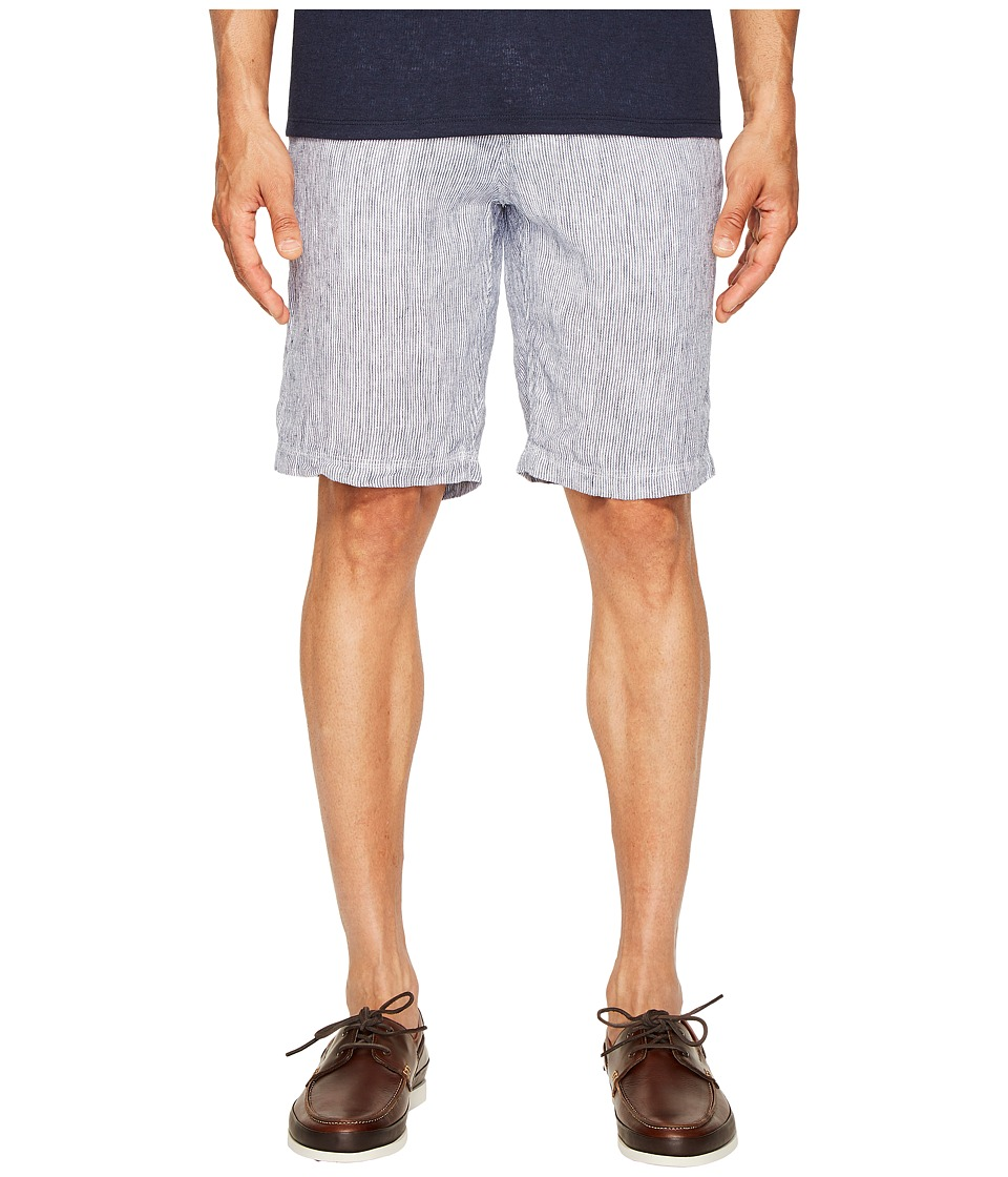 onia onia - Austin Linen Shorts