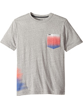 Hurley Kids - Blur Wrap Tee (Big Kids)