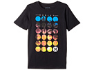 Hurley Kids - Round Out Tee (Big Kids)