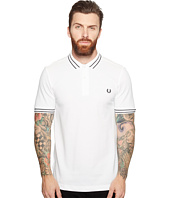 Fred Perry - Tramline Tipped Pique Shirt