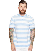 Fred Perry - Striped Pique Shirt