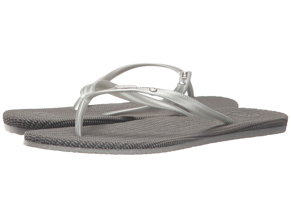 Rip Curl Fiesta Bling (Silver) Women's Shoes