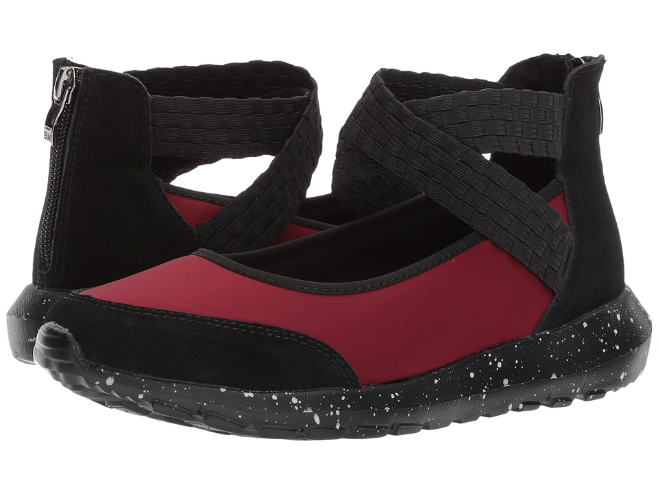 bernie mev. Runner Flow (Burgundy) Women