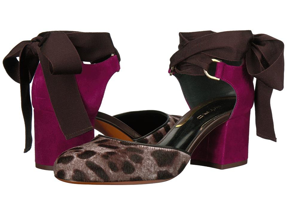 Etro - Ankle Wrap Heel
