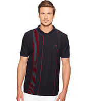 Fred Perry - Vertical Stripe Pique Shirt