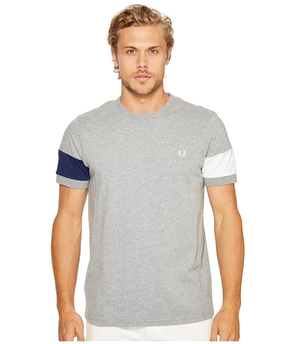Fred Perry - Blocked Panel T