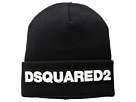 DSQUARED2 Logo Knit Cap