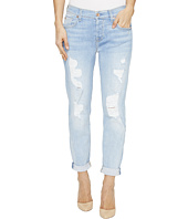 7 For All Mankind - Josefina Boyfriend w/ Destroy in Ocean Breeze