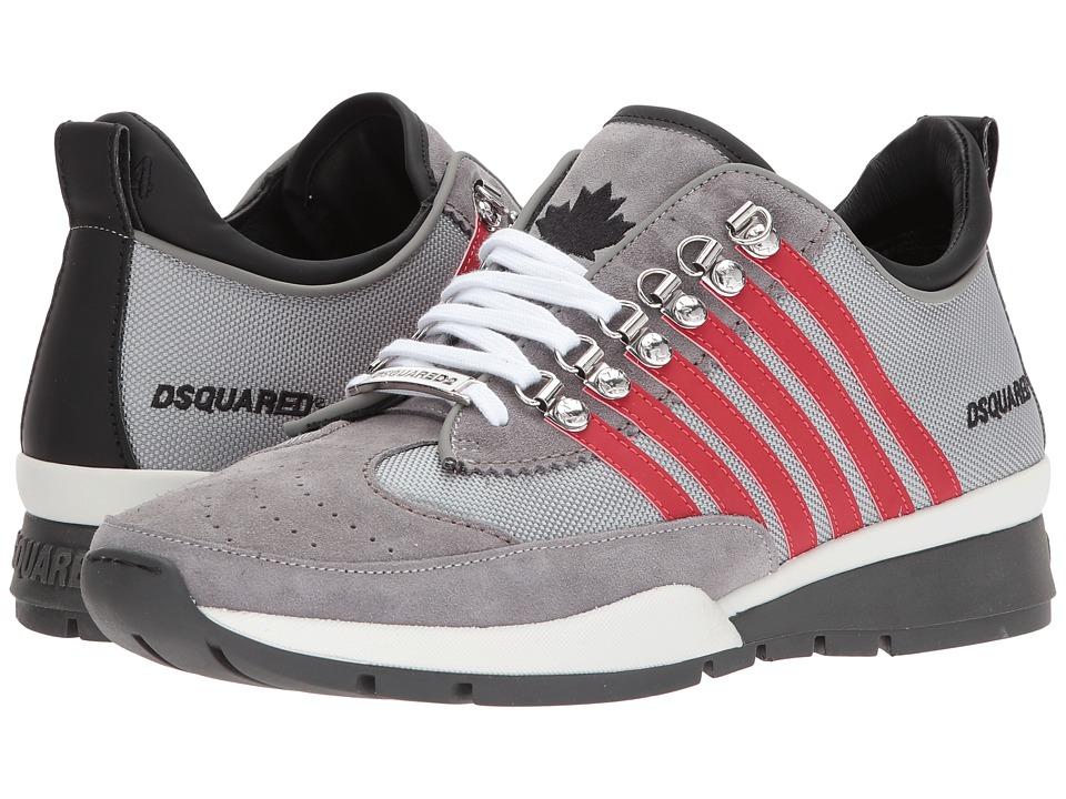 DSQUARED2 251 Sneaker (Grey/Red) Men