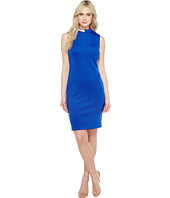 Calvin Klein - Hardware Detail Neck Sheath Dress CD7M1X3A