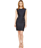 Calvin Klein - Denim Sheath with Hardware Detail CD6D1C63