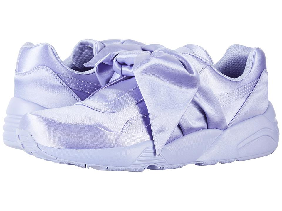 PUMA Bow Sneaker Fenty by Rihanna (Sweet Lavender/Sweet Lavender/Sweet Lavender) Women