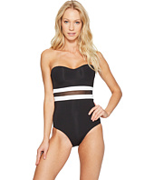 JETS by Jessika Allen - Classique Bandeau One-Piece