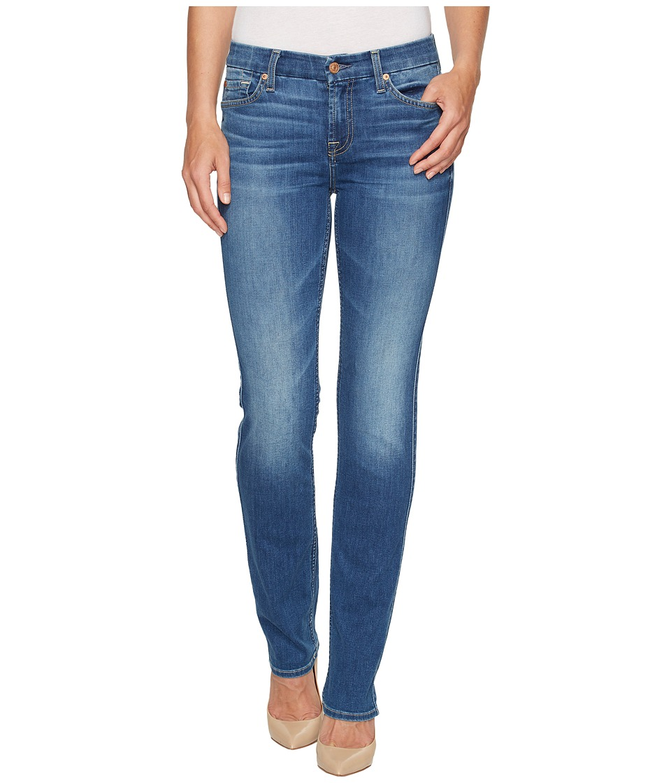7 For All Mankind - Kimmie Straight Jeans in Bella Heritage