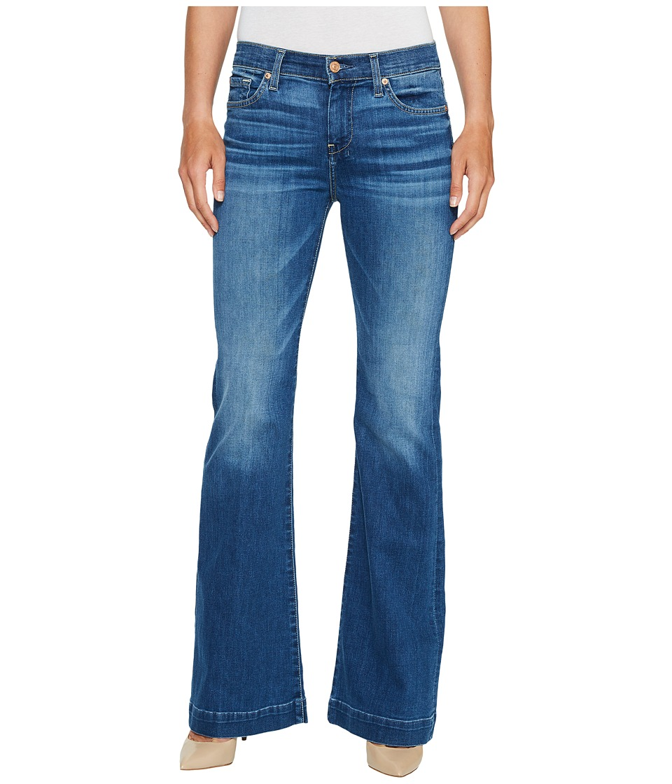 7 For All Mankind - Dojo Jeans in Bella Heritage (Bella Heritage) Women's Jeans