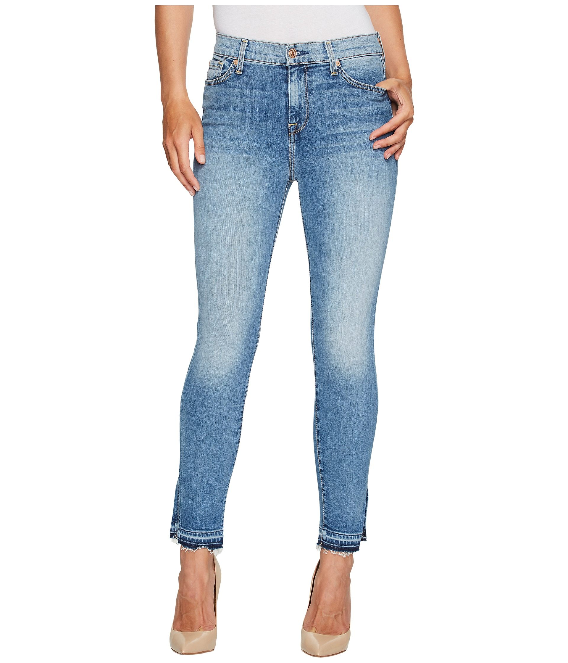 Levis Womens 721 High Rise Skinny, Clothing, Women | Shipped Free ...