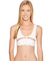 Spiritual Gangster - Namaste Beaches Warrior Top
