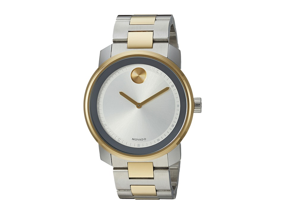 Movado Bold - 3600431 (Two-Tone Stainless Steel) Watches