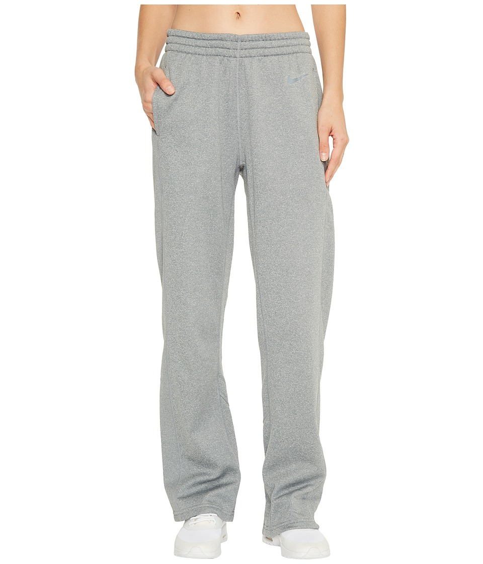 Nike Therma Training Pant (Cool Grey/Heather/Cool Grey) Women