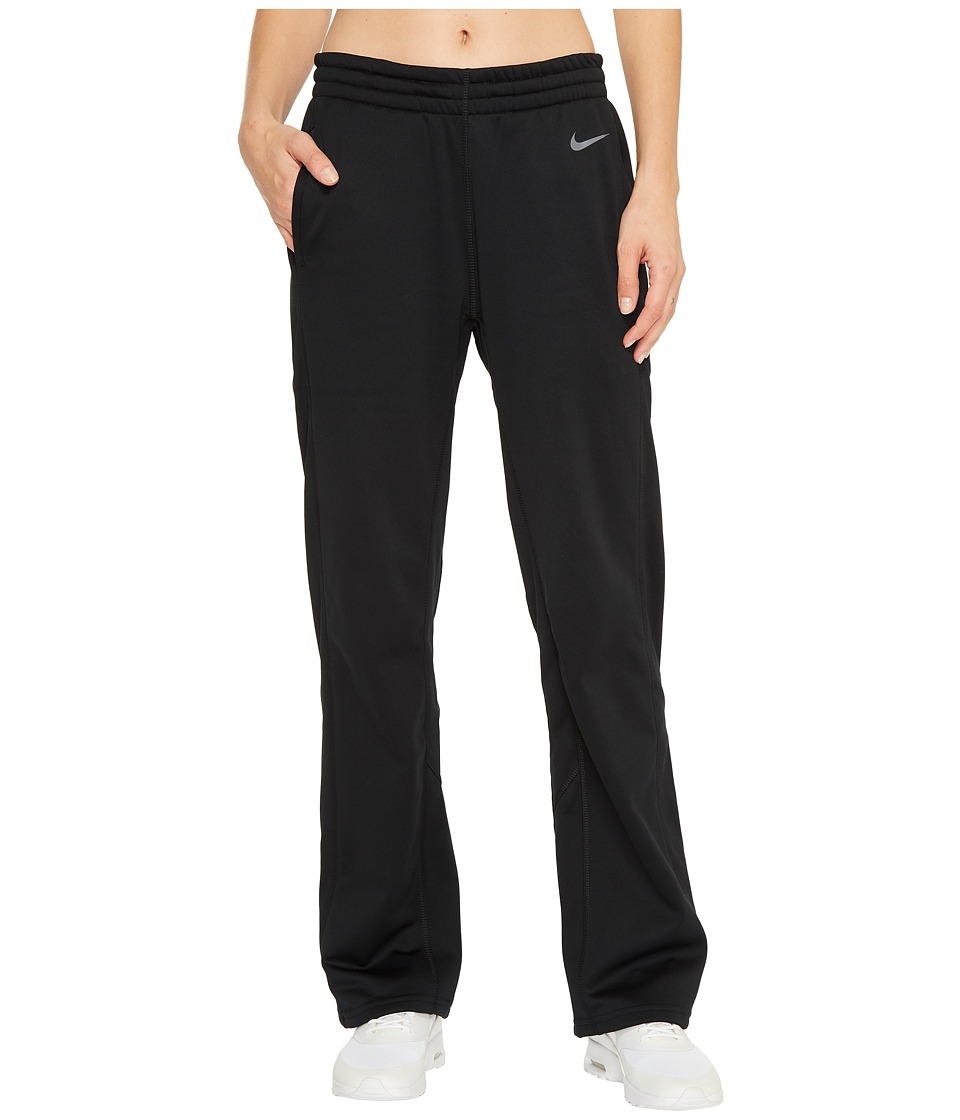 Nike Therma Training Pant (Black/Dark Grey) Women