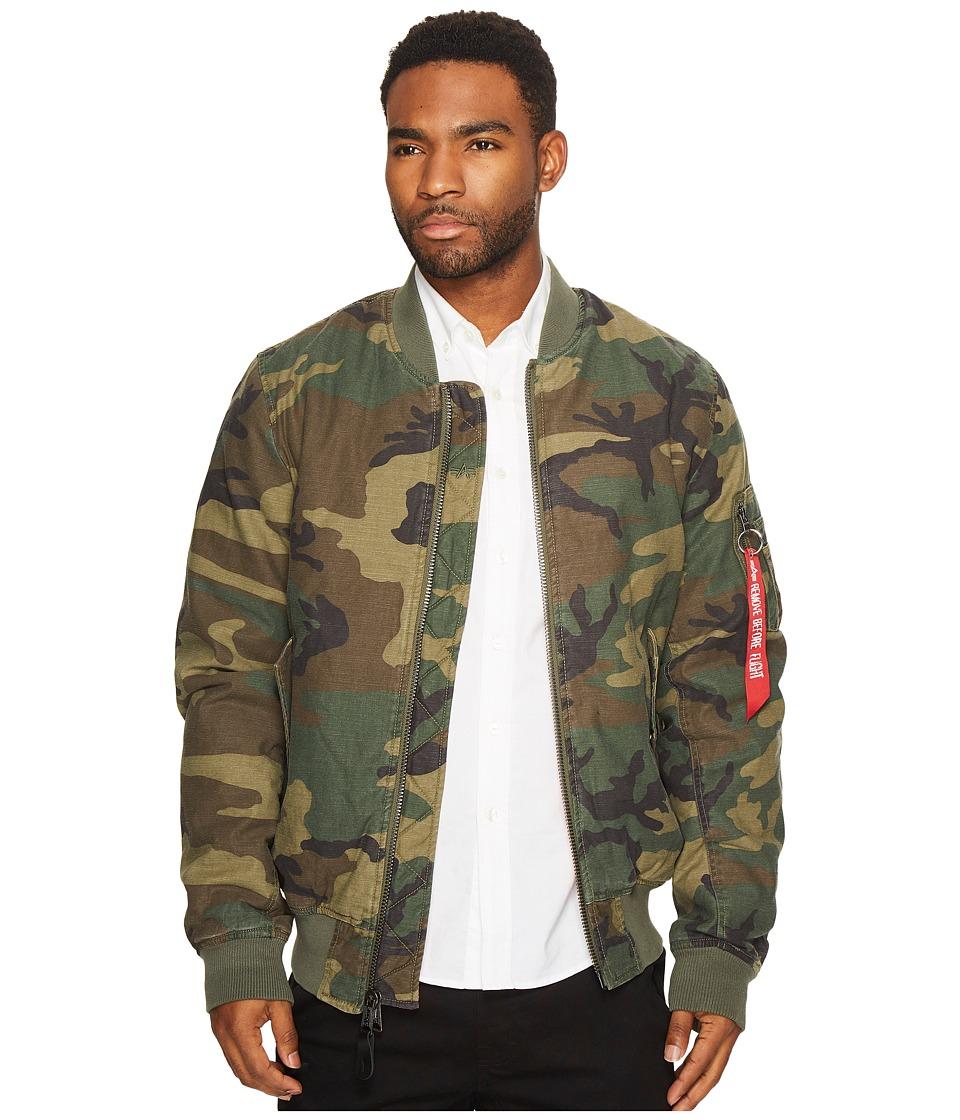 Alpha Industries - MA-1 Slim Cotton Jacket