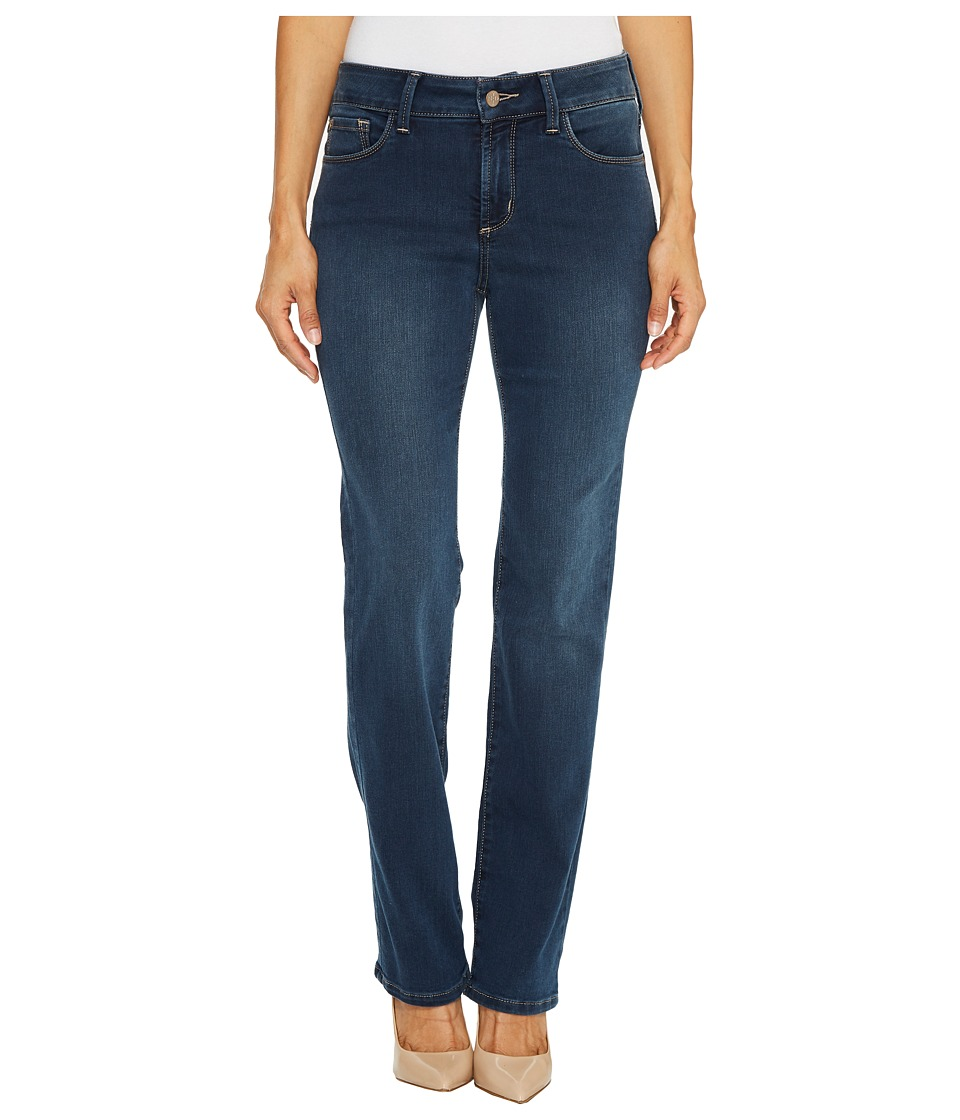 NYDJ Petite - Petite Marilyn Straight in Rome (Rome) Womens Jeans