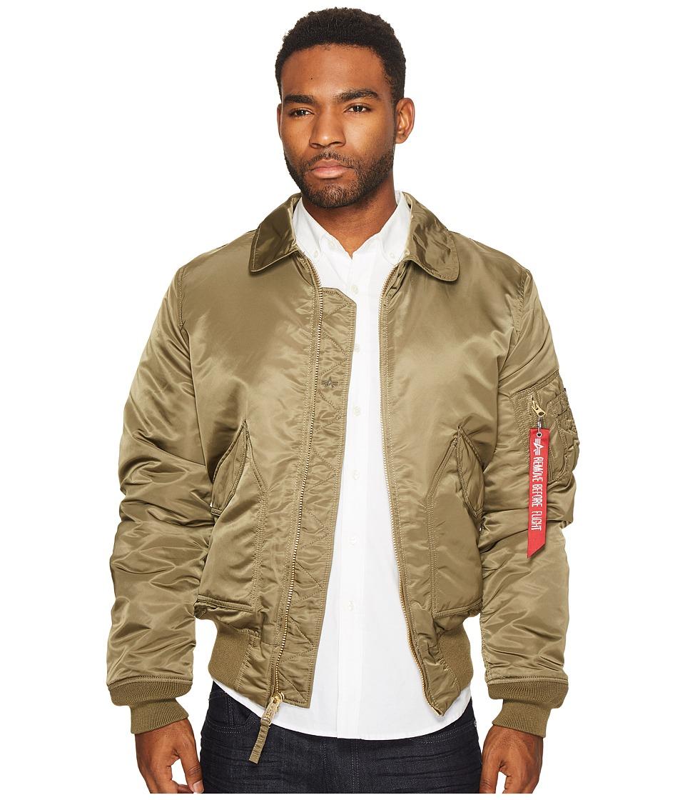 Alpha Industries - CWU 45/P Slim Fit Jacket