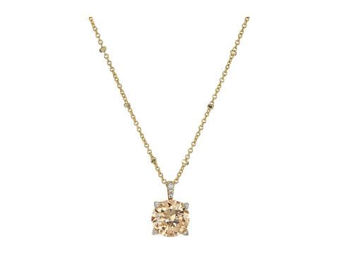 Vera Bradley Sparkling Necklace - Gold Tone/Light Champagne