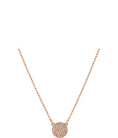 Vera Bradley - Pavé Disc Short Necklace