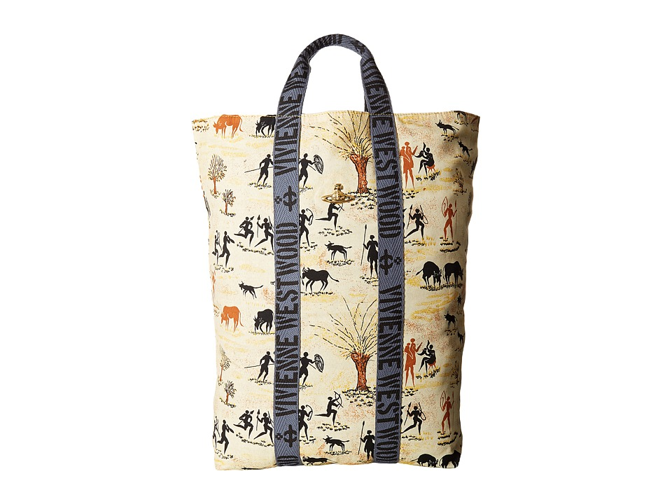 Vivienne Westwood - Africa Painted Fold