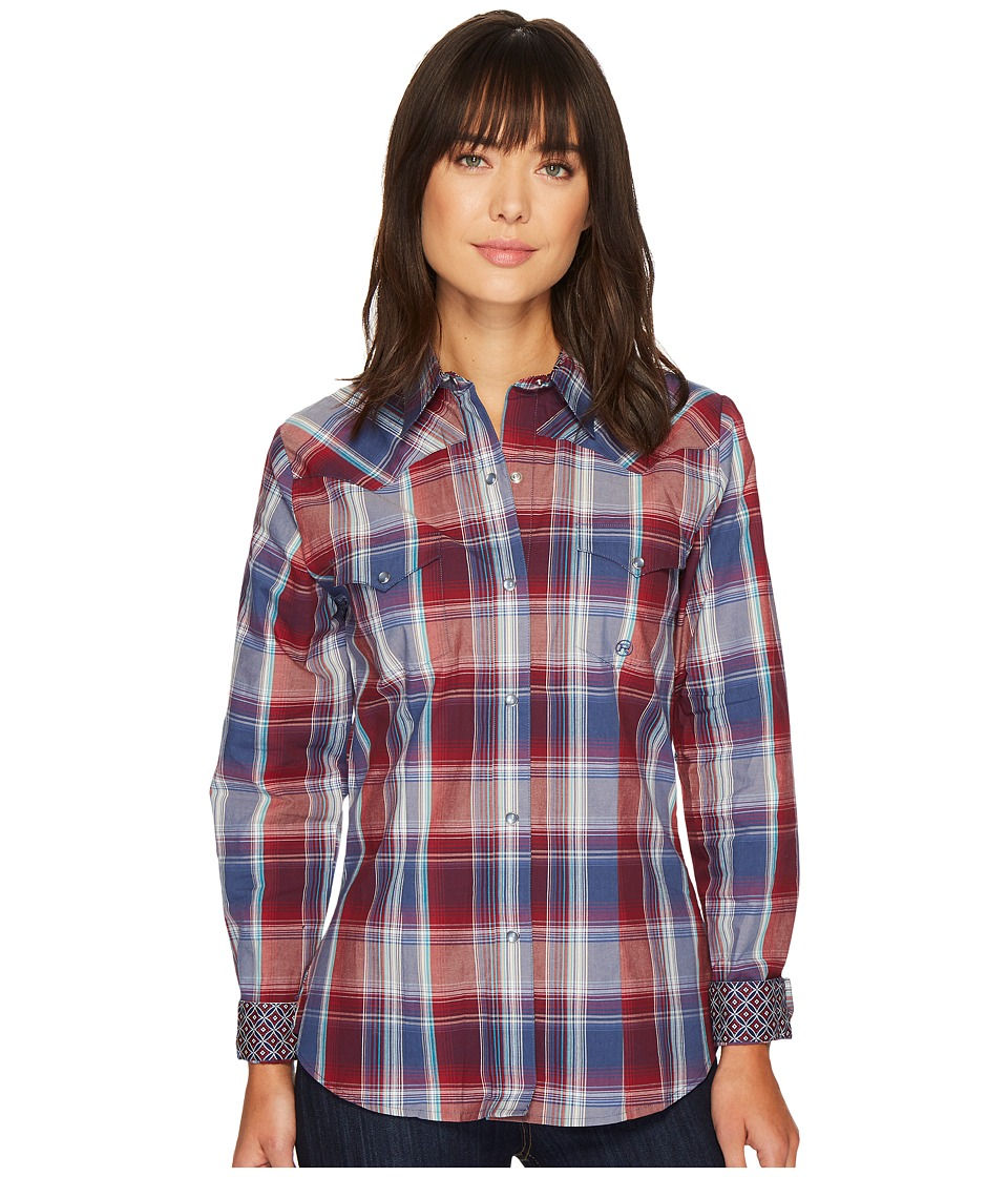 Roper - 1181 Flag Plaid