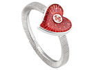 Gucci Enameled Heart Ring