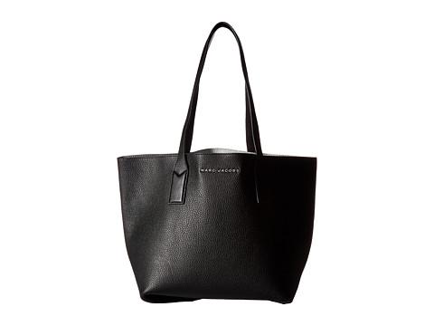 Marc Jacobs Wingman Shopping - Black/Silver