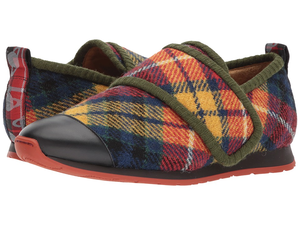Vivienne Westwood Albert Trainer (Red/Blue) Men's Shoes