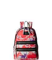Marc Jacobs - Spotted Lily Printed Biker Backpack