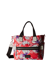 Marc Jacobs - Spotted Lily Printed Biker Babybag