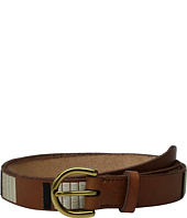 Fossil - Geo Embroidered Belt