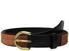 Fringe Skinny Belt