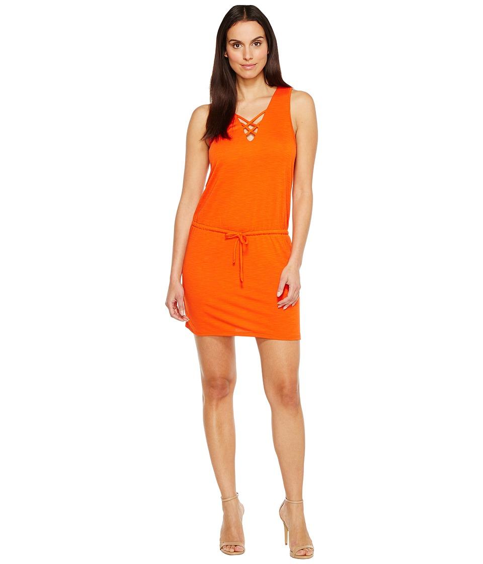 Lanston - Cross Strap Dress