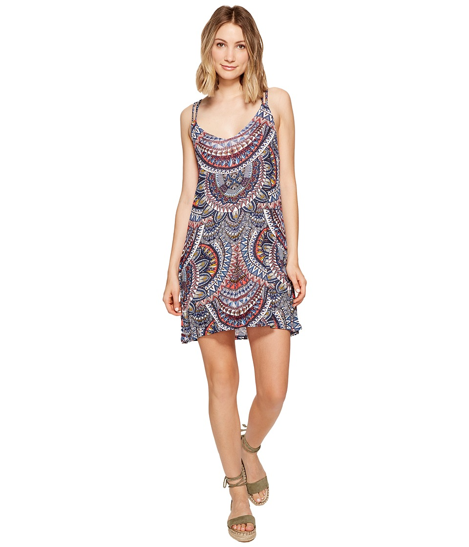 Billabong Back Street Dress (Multi) Women