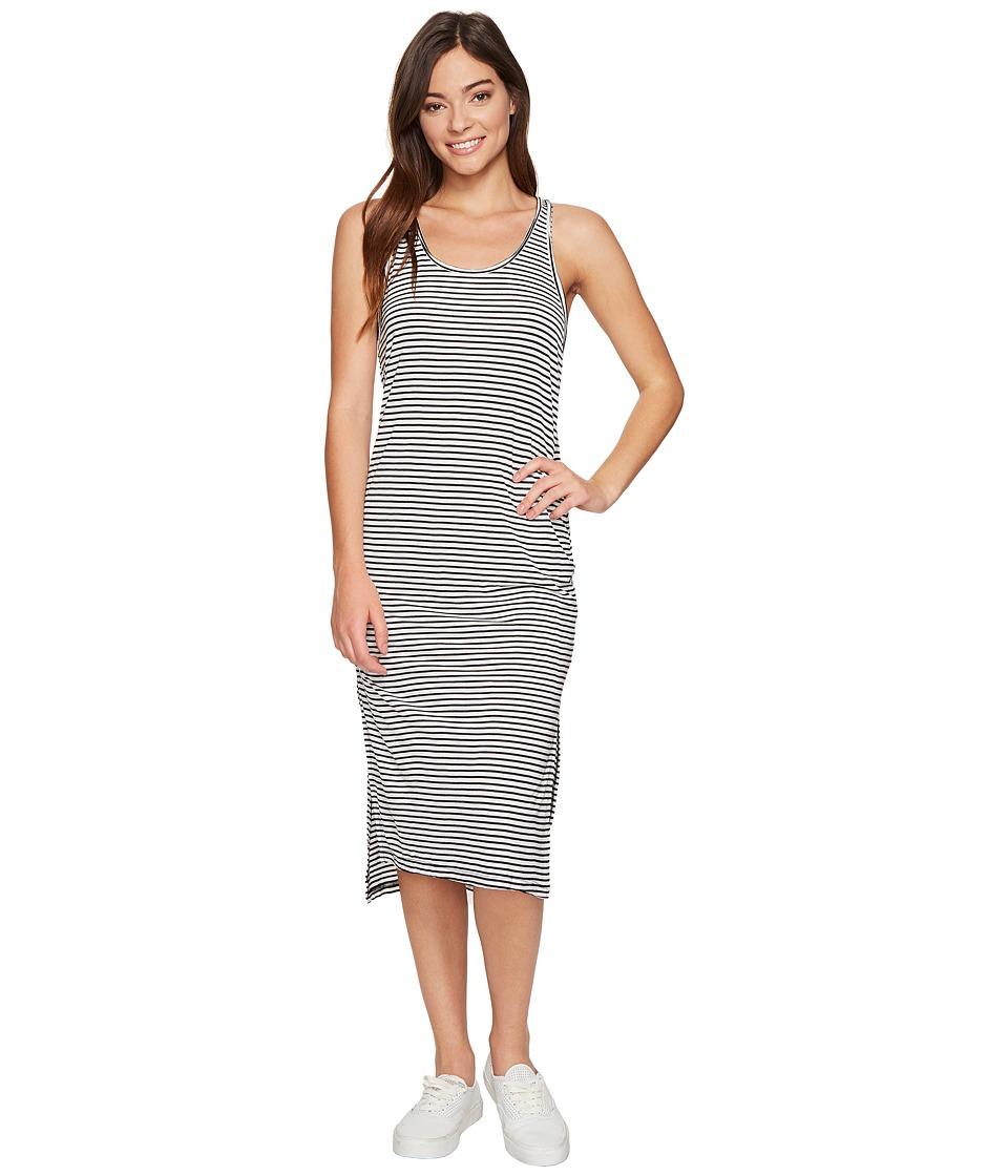 Billabong Right Way Dress (Black/White) Women