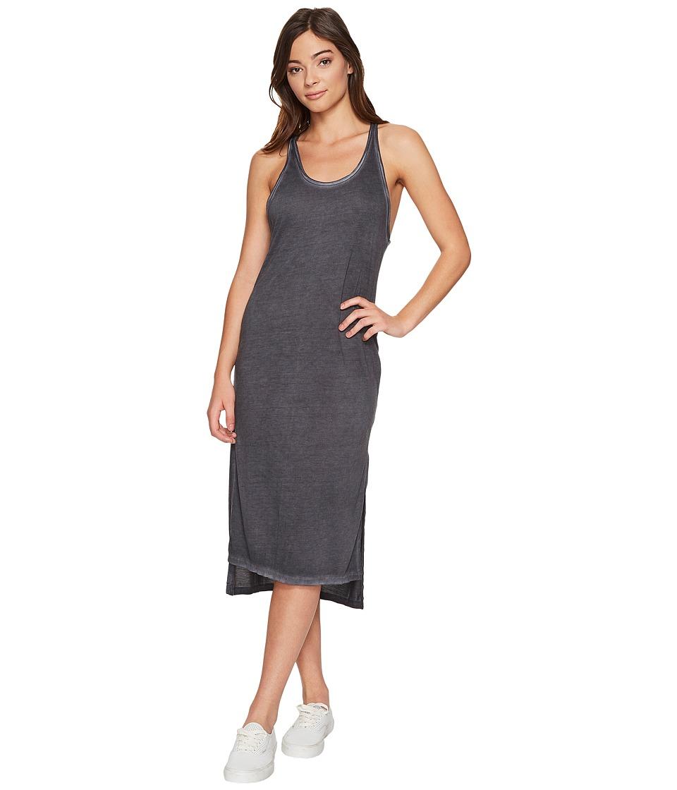 Billabong Right Way Dress (Off-Black) Women