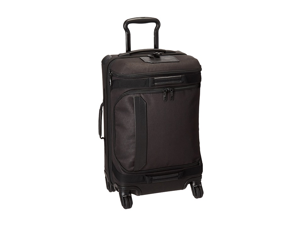 Tumi Tahoe Sierra International Carry-On (Black) Carry on Luggage