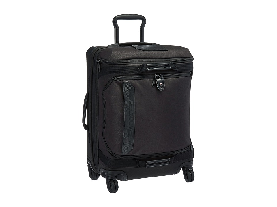 Tumi Tahoe Osgood Continental Carry-On (Black) Carry on Luggage