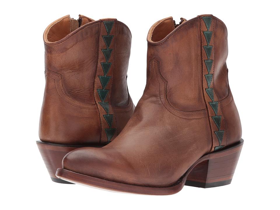 Lucchese Chloe (Tan) Cowboy Boots